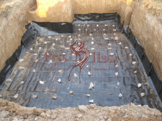 Как сделать полы в погреб