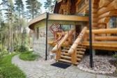 Строительство деревянных домов и бань из рубленого бревна, оцилиндрованного бревна и.